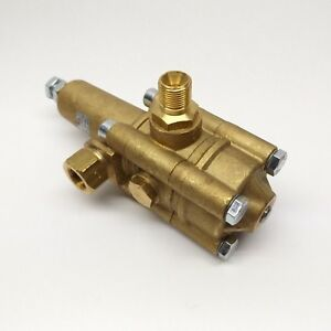 Interpump K7 3 Unloader Valve 20mpa 200 Bar 41 L min 3000psi