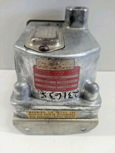 Guaranteed Good Barksdale 160 Psi Adjustable Pressure Switch D2t a80