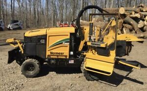 Vermeer Sc352 Stump Grinder With Only 612 Hours 2273