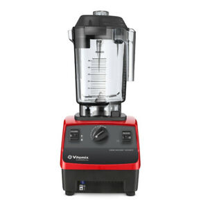 Vitamix Drink Machine With Red Base 48 Oz 1 4 Liters