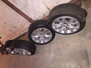 2009 Bmw 650i Base Tires And Rims