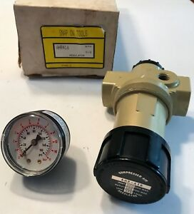 Snap On Tools Compressed Air Regulator Ahr 416 New In Box free Shipping