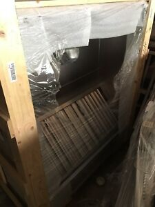New Commercial Kitchen Vent Hood 4 Ft Wide Still In Original Packing