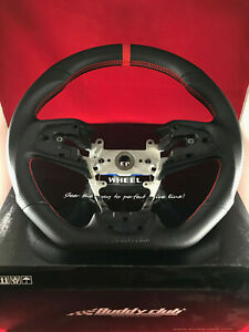 Buddy Club Steering Wheel Leather 2016 Civic 2017 Civic Type r Fk8 New