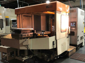 Makino Mc86 4 axis Cnc Horizontal Machining Center