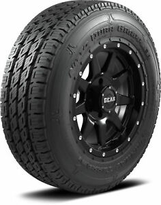 1 New Nitto Ntght Dura Grappler Tire 275 55r20