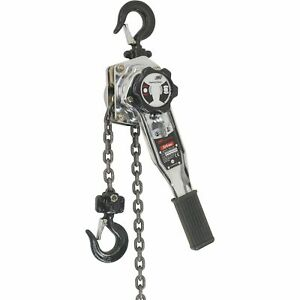 Ingersoll Rand Lever Chain Hoist 6 Tons 10 Ft Lift slb120010a