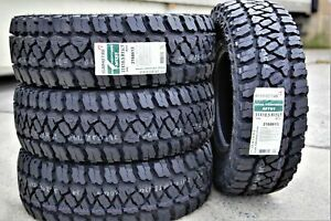 4 New Kumho Road Venture Mt51 Lt31x10 50r15 Load C 6 Ply M t Mud Tires