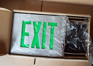 1 New Dual Lite Sempra Sesgbnei Exit Sign make Offer