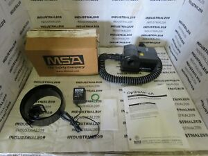 Msa Optimair 6a Powered Air Purifying Respirator 10023039 New In Box