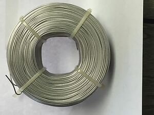 3 5 Lb Coil 16 Gauge Stainless Steel Tie Wire Type 304