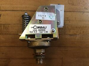 La Cimbali Espresso Machine Inlet Water Pressure Switch