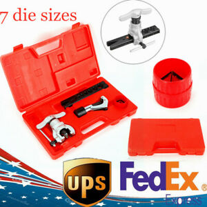 1 Eccentric Cone Type Flaring Tool Kit For Copper Thin Walled Aluminum Tubes