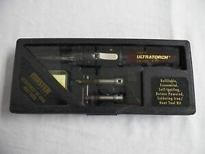 Master Appliance Ultratorch Ut 40sik Heat Tool Butane Solding Iron