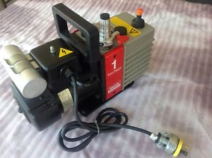Edwards E2m 1 Two Stage High Vacuum Pump Free Shipping