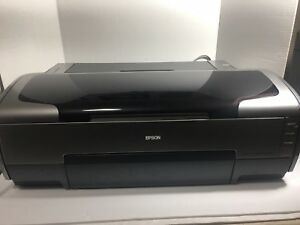 Epson Stylus Photo R1800 Inkjet Wide Format Professional Digital Printer