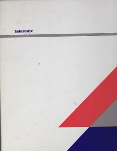 Tektronix Tds540 Service Manual Digitizing Oscilloscope 070 8314 01