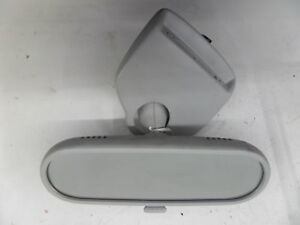 Vw Beetle Rear View Mirror Clock Grey 00 03 Oem 1c0 857 511 P
