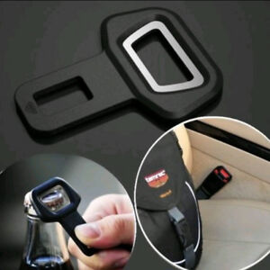 1pc Car Vehicle Seat Belt Buckle Insert Warning Alarm Cancel Stopper Opener