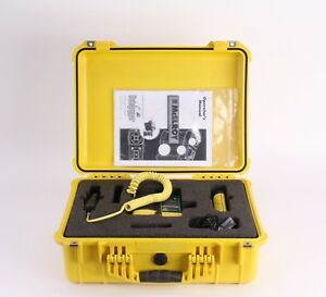 Mcelroy Pipe Fusion Joint Data Logger Dl4501 W Rugged Pocket Pc