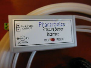 Phartronics Pressure Sensor Interface Psi v3