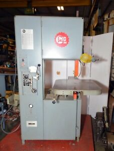 Grob Vertical Band Saw inv 38909