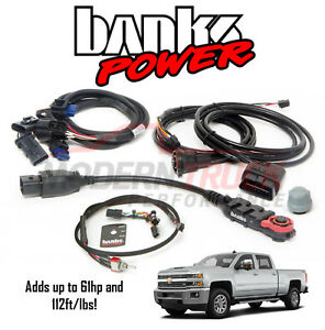 Banks Derringer Tuner With Switch For 2017 18 Gmc Chevy 6 6l Duramax L5p 66582