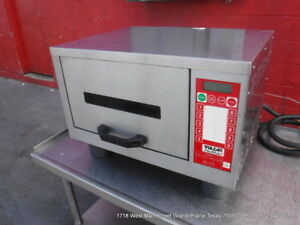 Vulcan Vfb12 Electric Commercial Flash Bake Oven 208 240 Volts 3 Phase