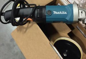 closeout Makita 9227c 7 inch Hook And Loop Electronic Polisher sander