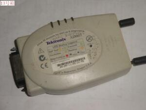 Shell Have Crack Tektronix Ad007 Gpib lan Adapter Ethernet Ieee 488 2