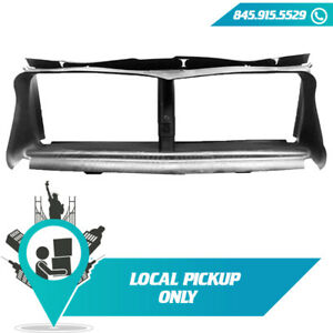 Local Pickup 2012 2014 Fits Ford Focus Radiator Support Air Deflector Fo1218112