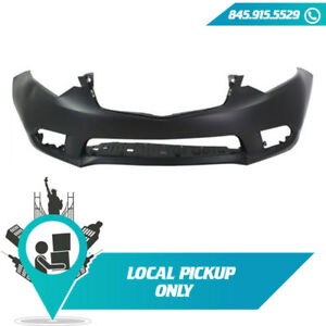 Local Pickup 2011 2013 Fits Acura Tsx Front Bumper Cover Primed Ac1000177