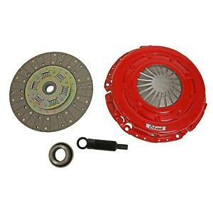 Mcleod Clutch Kit Streetpro Organic 1 1 8 26 spline 10 4 Disc Chevy Olds