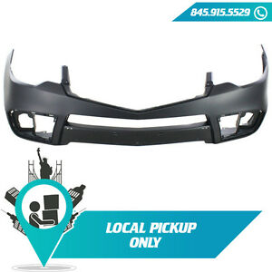 Local Pickup 2010 2012 Fits Acura Rdx Front Bumper Cover Primed Ac1000168c Capa