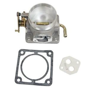 Summit Racing Sum 228205 Throttle Body 75mm Aluminum Satin Ford 5 0l Each
