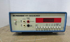 B k Precision 2831c Benchtop Digital Multimeter No Leads Tested Working