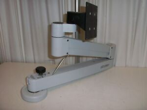 Stryker Vision Flat Panel Monitor Mounting Bracket For Endoscopy Cart Tower