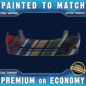 Painted To Match Front Bumper Replacement Fascia For 2005 2006 Nissan Altima