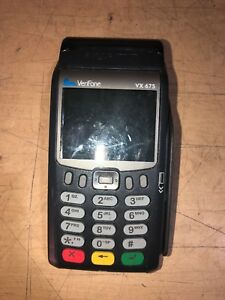 Verifone Vx675 3g Wireless Handheld Payment Terminal
