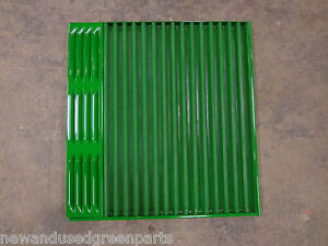 John Deere 5020 6030 Side Screen With Louvers Rh Side Ar36712