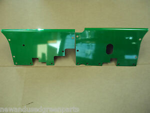 John Deere 60 High Seat Standard New Platform Pieces Both For One Price