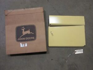 John Deere 320 40 420 Battery Box Door M1809t Nos