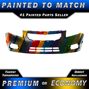 Painted To Match Front Bumper Cover For 2011 2014 Chevrolet Chevy Cruze 11 14