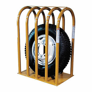 Ken tool 5 bar Tire Inflation Cage Model 36005