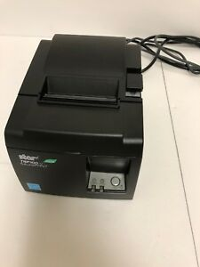 Star Micronics Tsp100 Futureprnt Pos Thermal Receipt Printer Usb