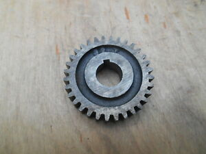 Logan 10 Lathe 32 Tooth Change Gear From Model 200