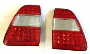 1998 2005 Toyota Land Cruiser Tail Light Trunk Pieces Only