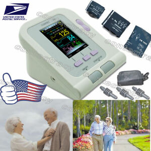 Digital Blood Pressure Monitor nibp adult child infant neo sw sphygmomanometer