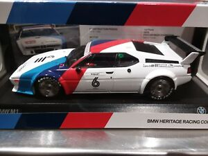 Bmw M1 Pro car White Racing Motorsport 1 18 Scale 80432454788
