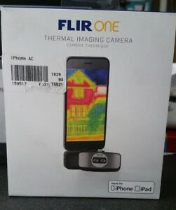 Flir One Thermal Imager For Ios 435 0002 04 00 0812462020492 Ship To Usa Only